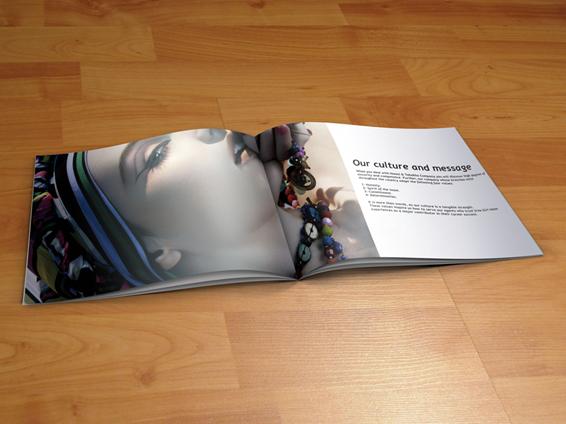 Mẫu catalog sản phẩm đẹp cho doanh nghiệp