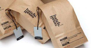 Túi giấy đựng thực phẩm đẹp an toàn
