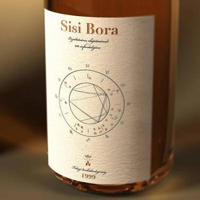 Nhãn rượu in trên giấy mỹ thuật có phủ nhũ vàng cao cấp