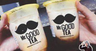 Mẫu tem nhãn trà sữa ấn tượng thu hút giới trẻ