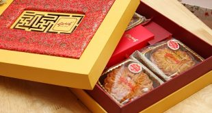 Mẫu hộp bánh trung thu quà tặng sang trọng