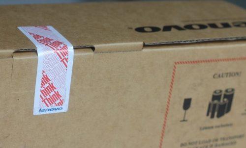 Tem bảo hành dán hộp - tem niêm phong
